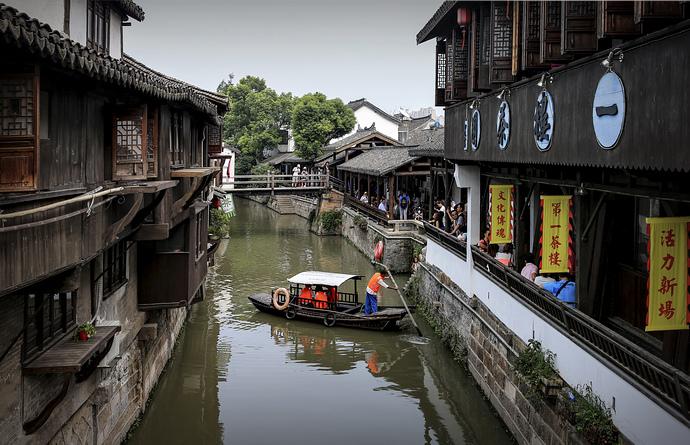 上海新场古镇